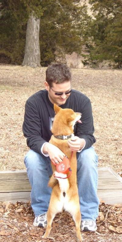 Tat & I at the Park
